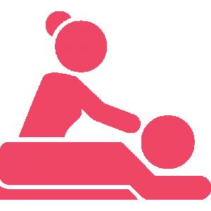 Zwangerschaps -en babymassage